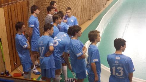 Výběry dorostu - ISOLINE cup 2013/2014