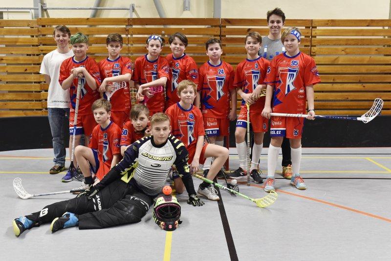 Mladší žáci odehráli poslední domácí zápasy