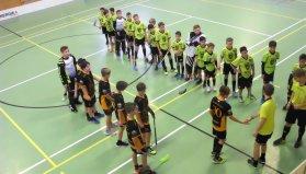 Poslední zápasy mladších žáků v tomto roce